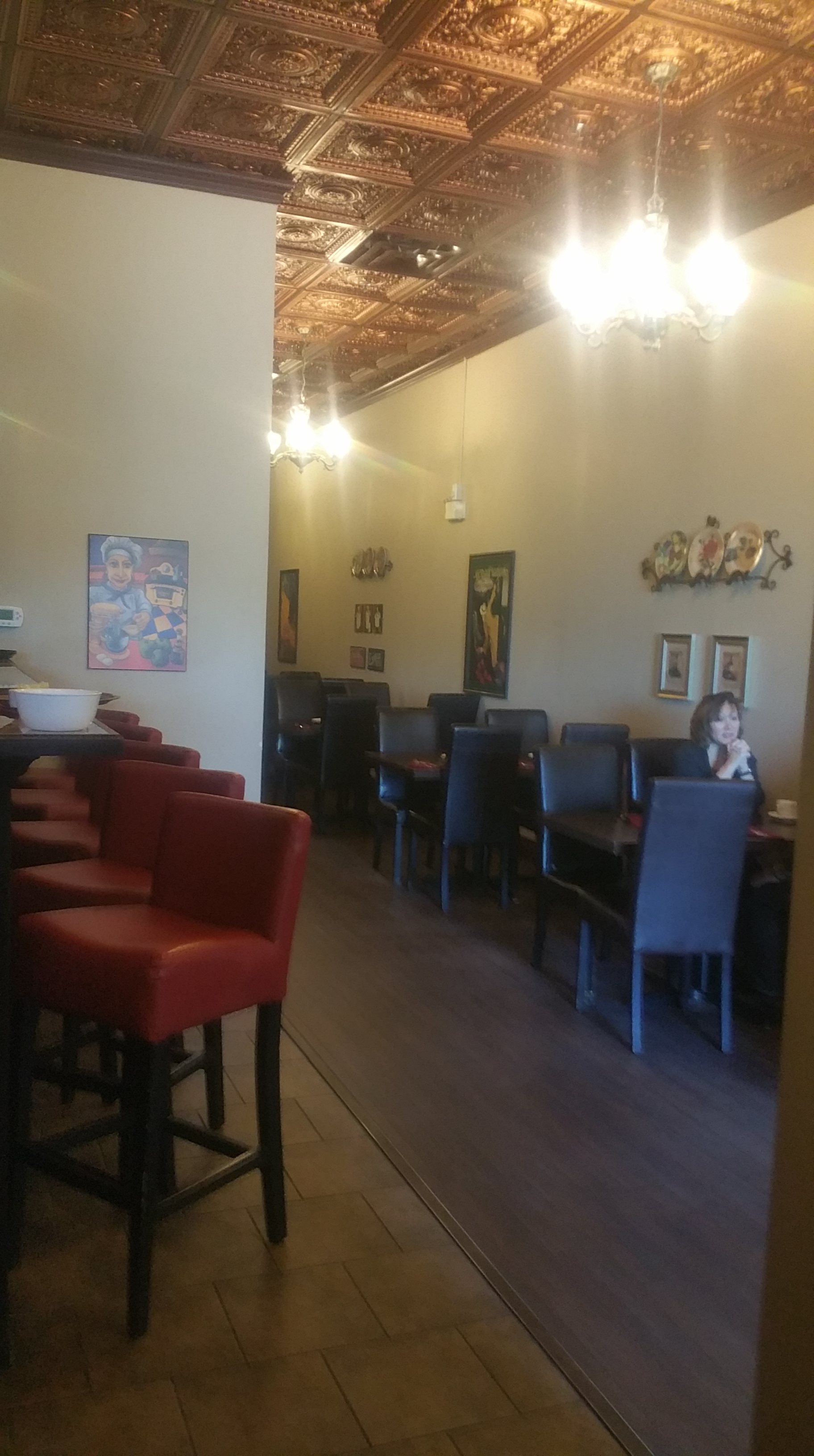 La Cucina Review Dine Hard