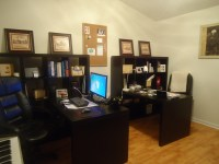 His & Her Office Suitttttte :) | Dine-In Dash