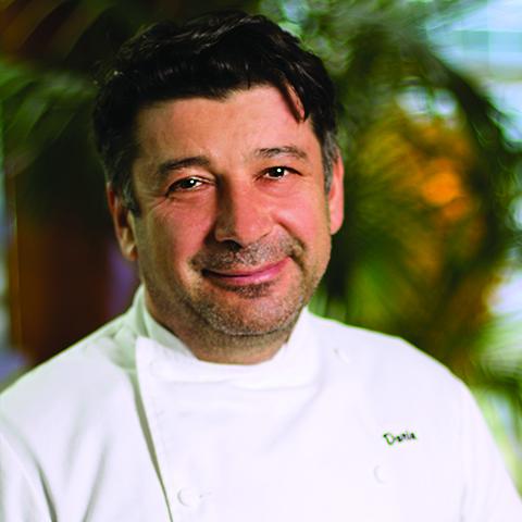 Chef Dario Schicke