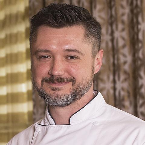 Chef James Davis