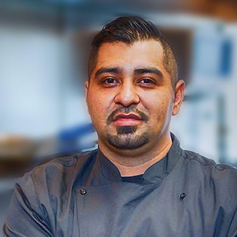 Chef Oscar Herandez
