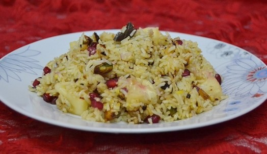 Pakistan's Top 10 Best Regional Foods - Modur Pulao