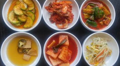 picture of banchan