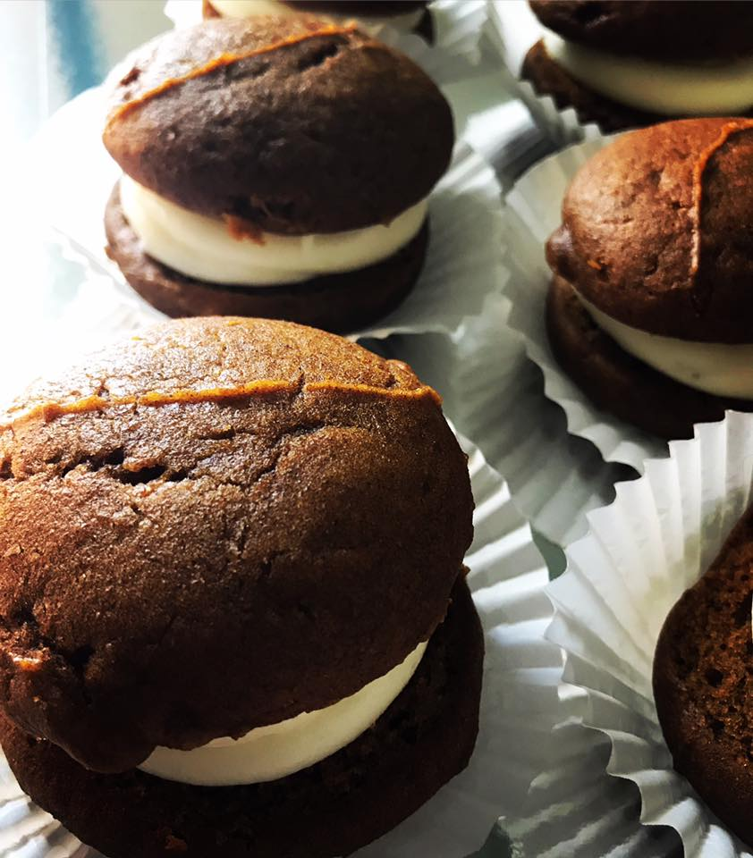 Whoopie Pies Spilled Butter Desserts