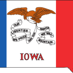 How is the Iowa Trust Fund Tax Credit Calculated?