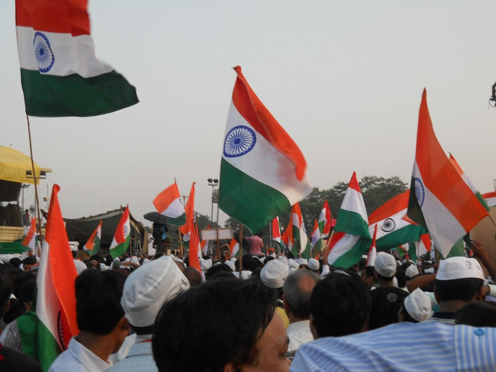 #Support Jan Lokpal- Ab To Sara Desh Hai Anna (4/4)