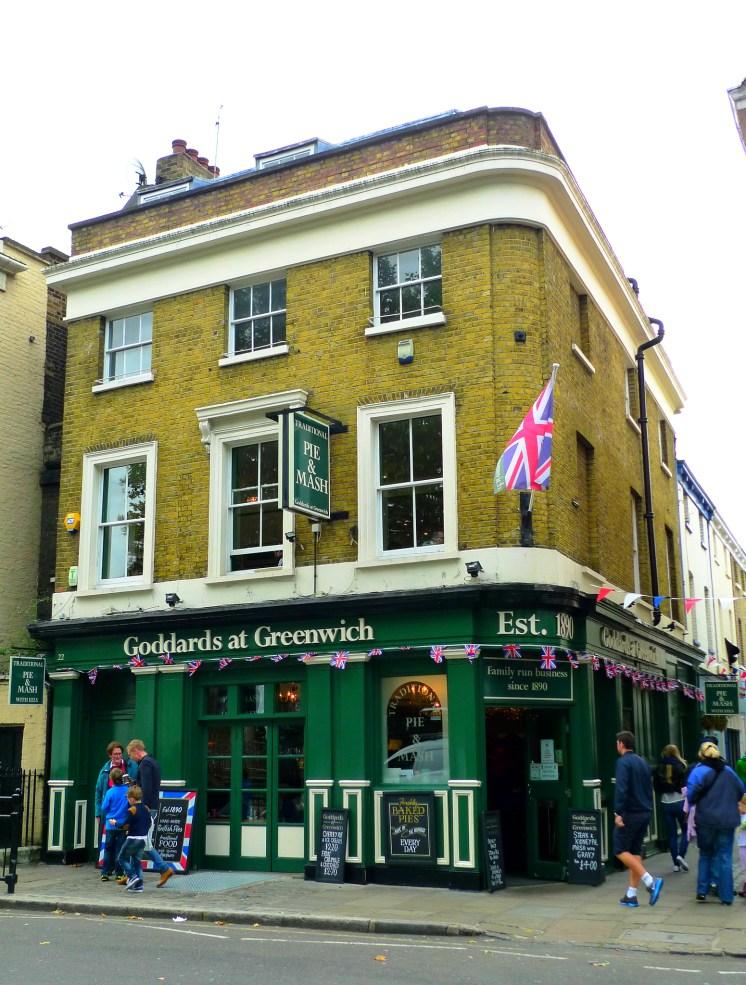 Image of Goddards at Greenwich facade, courtesy of Ewan Munro via Flickr.