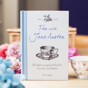 Tea with Jane Austen from Prezzybox.com