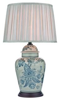Misha Table Lamp from Dar Lighting Group.