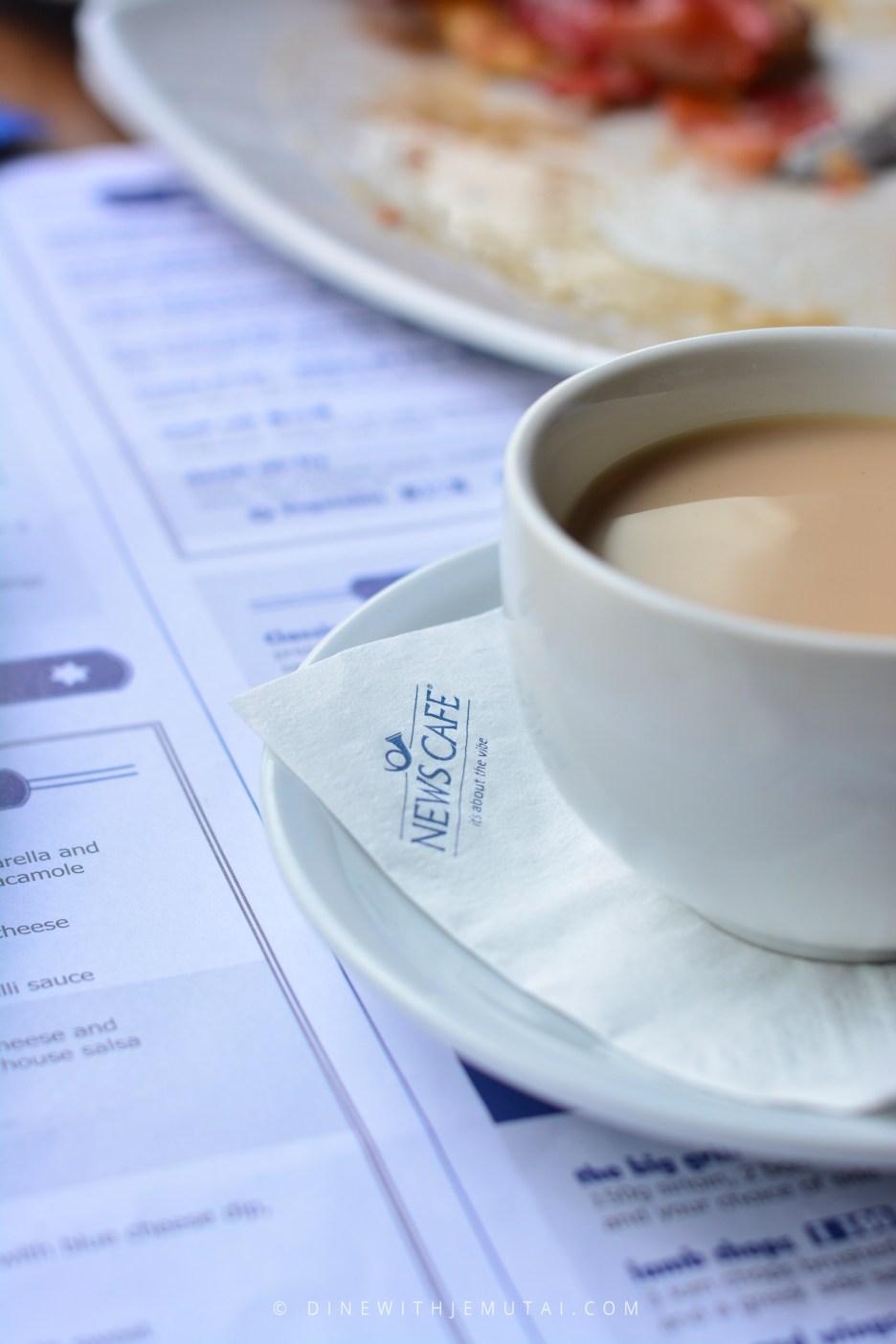 5.Ginger Tea