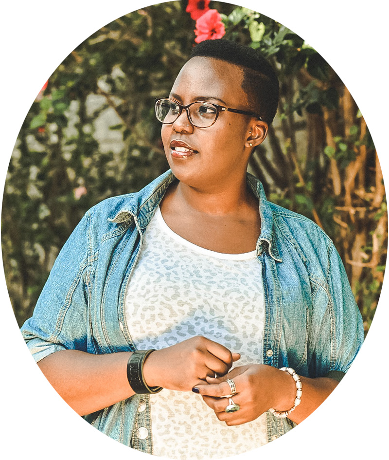 Sylvia Jemutai - Founder of Dine With Jemutai