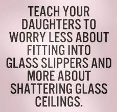 shattering glass ceilings