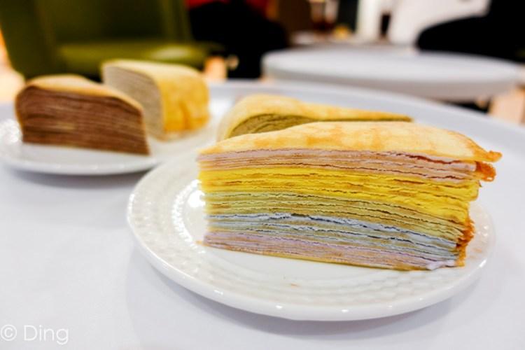 雲林景點 斗六觀光工廠「塔吉特千層蛋糕大使館」,有好吃千層蛋糕以及兔子、DIY課程等著你!門票可抵消費喔!