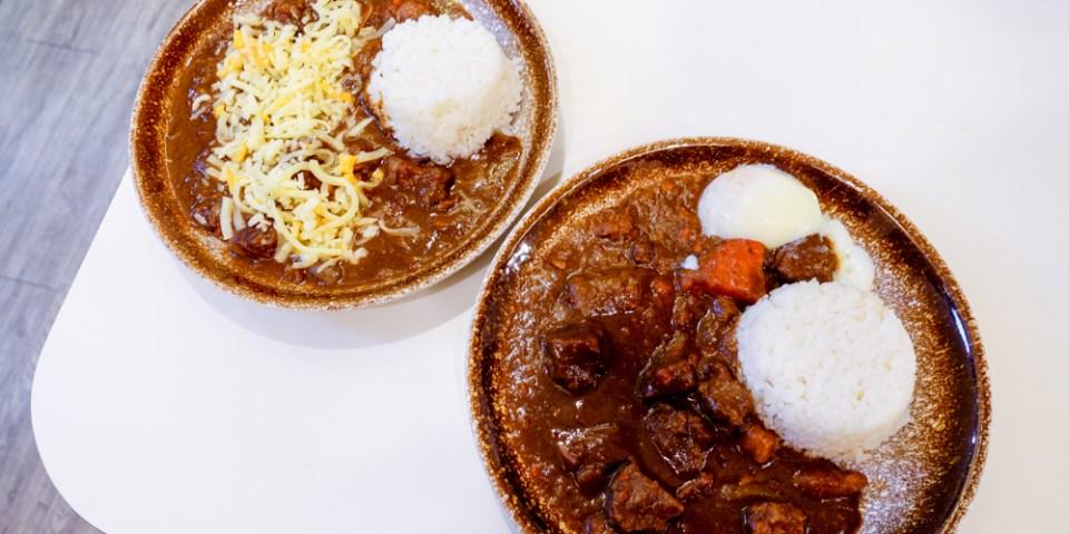 台南中西區宵夜  府前路「貴一郎S.R.T燒肉咖哩」,有罪惡版滿滿起司牽絲燒肉咖哩飯,還有牛舌、日本和牛及碳火烤肉可以選!