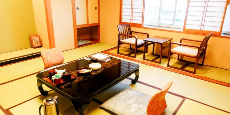日本群馬住宿 鄰近草津溫泉「高松飯店」日式飯店,可享受泡湯樂趣及美味餐點,還有群馬名物上州和牛喔~