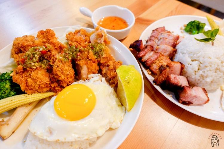 台南中西區餐廳 神農街「花食間手作」有七隻萌店貓,貓奴們會失心瘋,不限用餐時間,適合與三五好友一起聚餐。