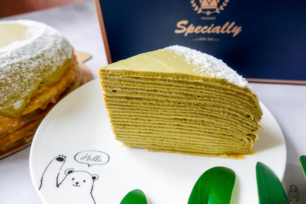 台南千層蛋糕 肥茉莉千層家(2020/5更新),有美味千層蛋糕,提供週日外送到家服務,還有面交跟宅配服務喔!