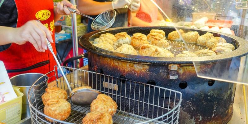宜蘭羅東夜市美食 | 七巧味三星蔥多餅,夜市必吃美食,排隊也願意的酥脆三星蔥餅。