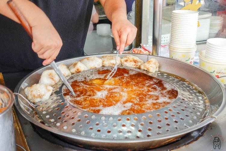 彰化美食   北斗肉圓詹,在地人推薦的好味道,特別調味內餡,買兩粒只要$40,內行人就吃這家!