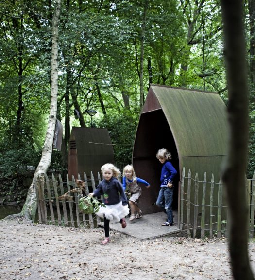 Speelbos: Klankenbos Limburg
