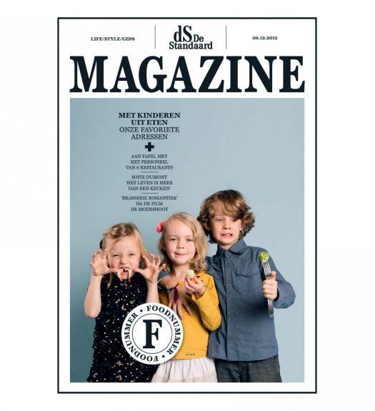 De Standaard Magazine Kindvriendelijke restaurants Dingenzoekers
