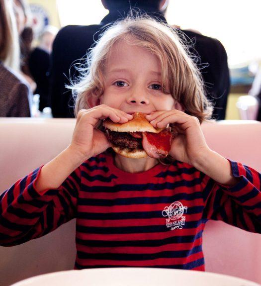 cinematekLe Bal Moral Restaurant Burger Brussel