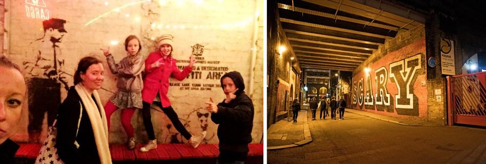 Banksy London Dingenzoekers