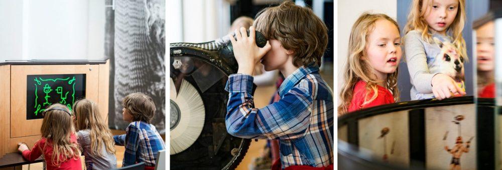 Brussel met kinderen / Brussels with kids: Cinematek Brussel Museum over cinema
