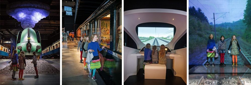 Brussel met kinderen / Brussels with kids: Trainworld Brussel Museum