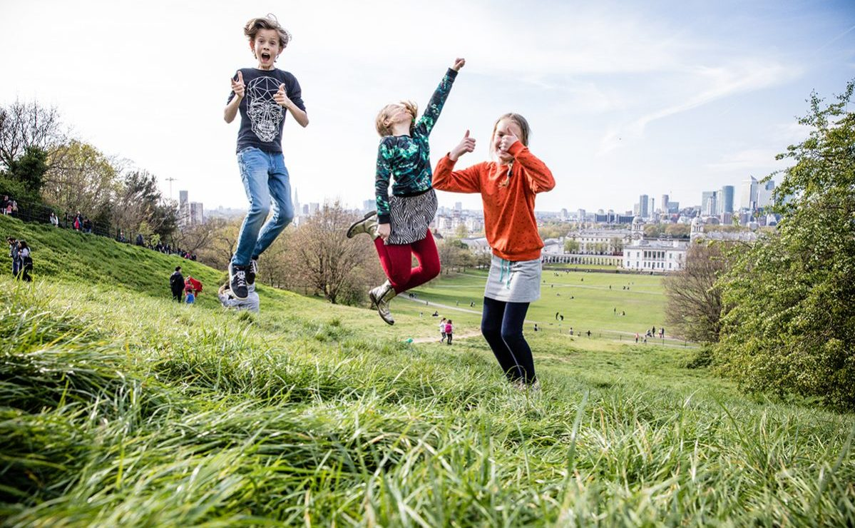 Londen met kinderen / London with kids: Greenwich Londen Kids