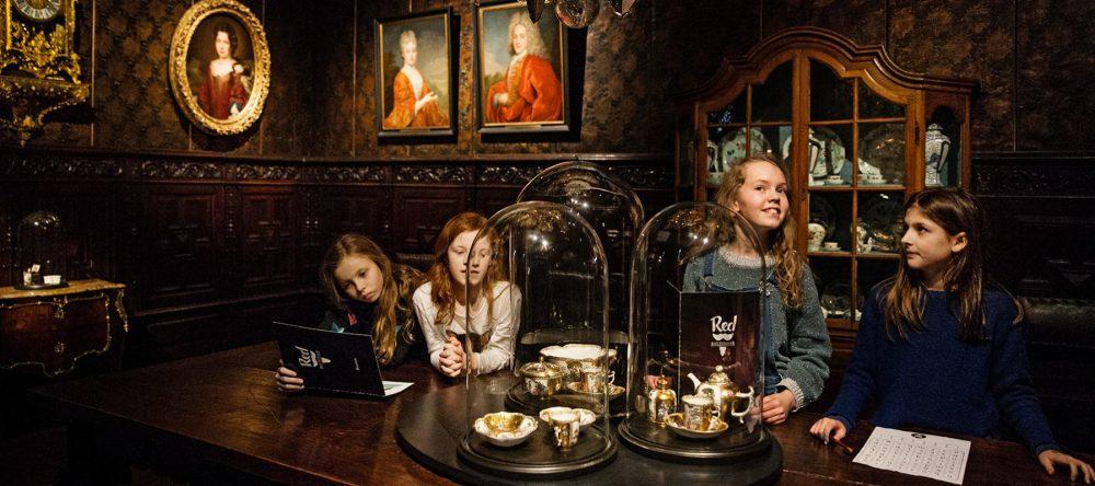 Plantin Moretus Museum Antwerpen
