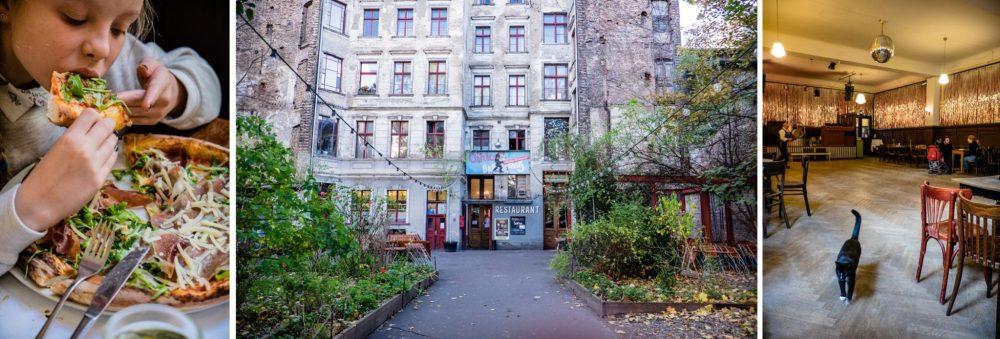 Berlijn met kinderen: Clarchers ballhause Berlin