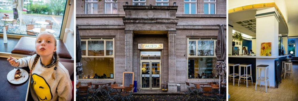 Berlijn met kinderen: Saaldeck Berlin
