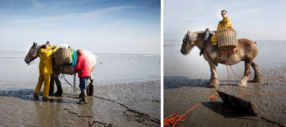 Paardevissers Oostduinkerke