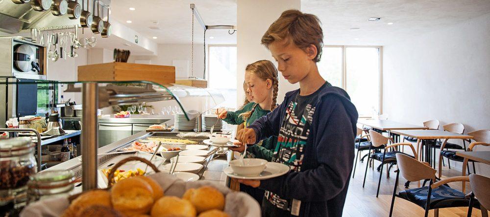 ecologisch logeren met kinderen Sleepwood