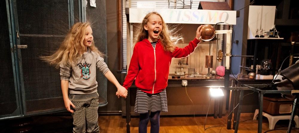 Interactief museum in Luik