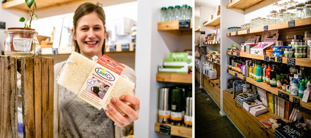Zero waste winkelen: Kabas