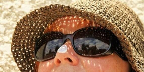 Sun glass protection