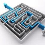maze of prospecting