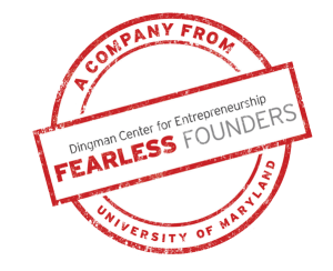 fearless founders stamp