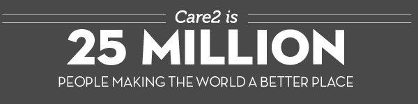 Care2 is 25 Million People Making the World a Better Place