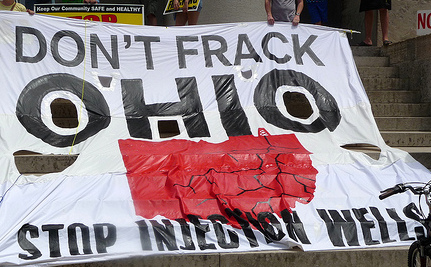 Ohio Fracking Wastewater Test Reveals Toxic Mess