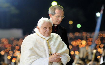 Pope: Gay Marriage Destroys the Essence of Being Human