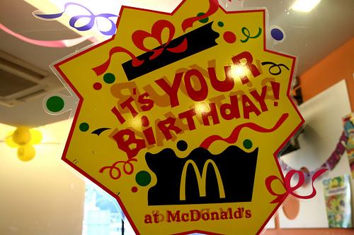 kids dont eat mcdonald's