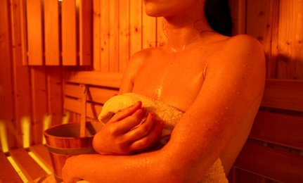 Sauna Health Benefits & Tips