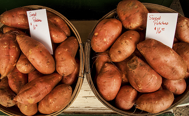 9 Health Benefits of Sweet Potatoes