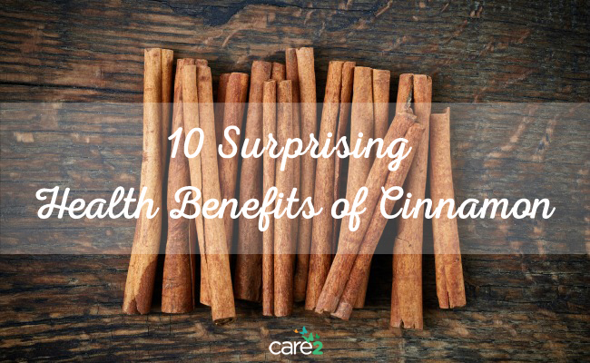 10 Surprising Health Benefits of Cinnamon