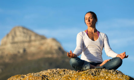 Mindfulness Meditation Is The Direct Way To Happiness