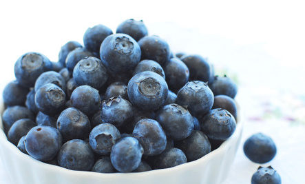 The Amazing Healing Power of Blueberries