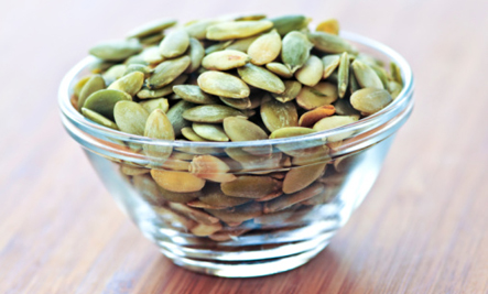 Foods for Immune Health: Pumpkin Seeds